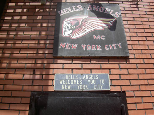 New York City clubhouse [1]